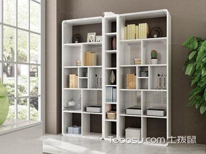 现代书架图片大全,领略简约书柜的特点