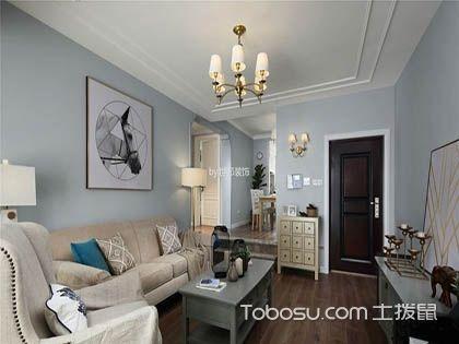 90平方三室两厅装修图,装出小户型的与众不同