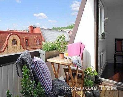 阳台空间利用小妙招,阳台轻松来改造