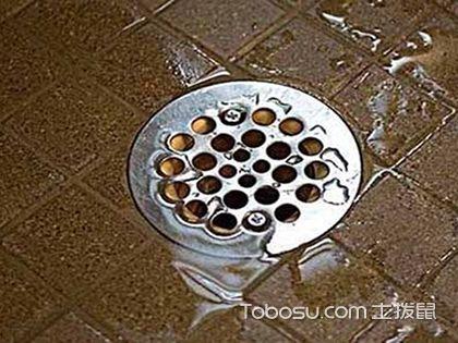 卫生间地漏安装标准,健康防臭刻不容缓