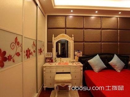 欧式床头背景墙效果图欣赏,看看别人是怎么装修的