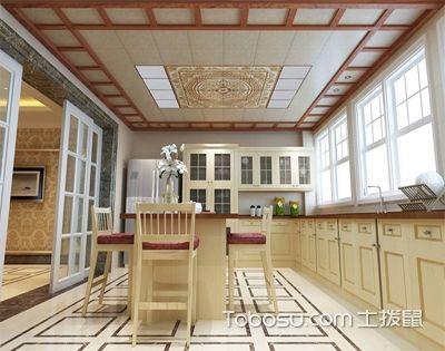 厨房吊顶选材,哪种材料最理想?