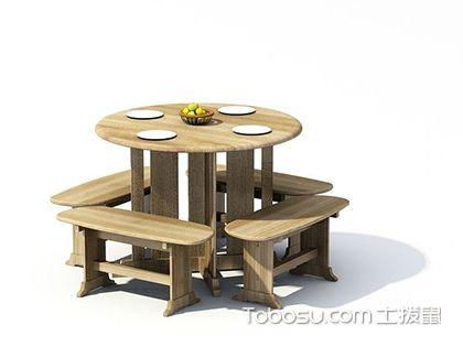實木桌椅板凳,選購保養常識你得清楚