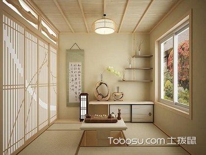 日式风格装修技巧,轻松get日式氛围
