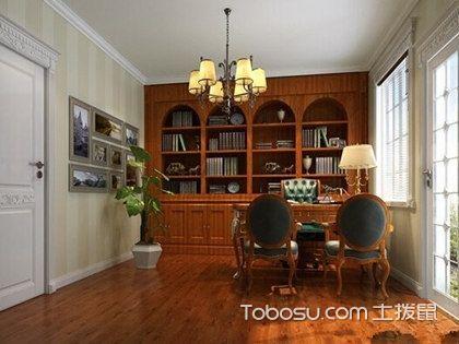 书架效果图欣赏,看看别人家的书柜是怎样的
