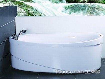 浴缸高度怎么挑选?安全合适才是硬道理