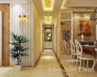走廊過道照明設計,每種燈要區別對待