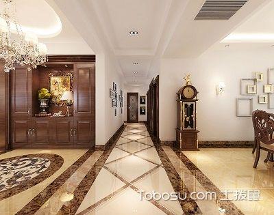 走廊过道装饰设计好点子,让居室档次蹭蹭往上升