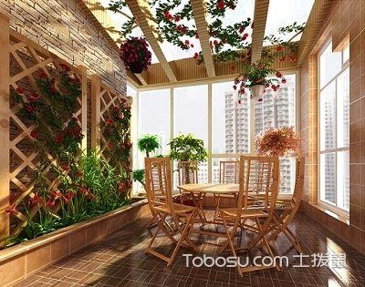这样的阳台配饰设计,让你的生活多彩多姿