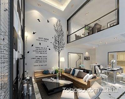 学会跃层房子装修4大点,掌握住宅设计主动权