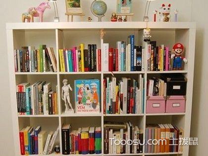 """合适的儿童书架尺寸,让书本有个""""好归处"""""""