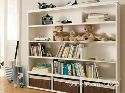 自制儿童书架这么简单,跟着做起来吧!