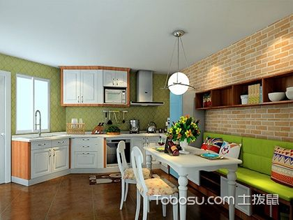 合适的橱柜设计,为烹饪增添幸福和愉悦!