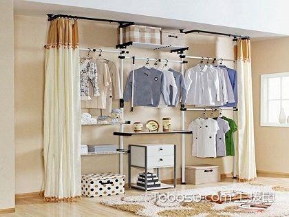 简易衣柜安装图片,如何快速安装简易衣柜?