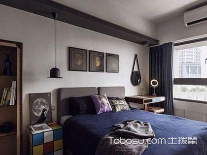 现代床头柜图片欣赏,小装饰点缀卧室的美