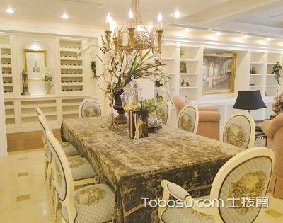 餐厅的装饰风格,对号入座你属于哪种风格?