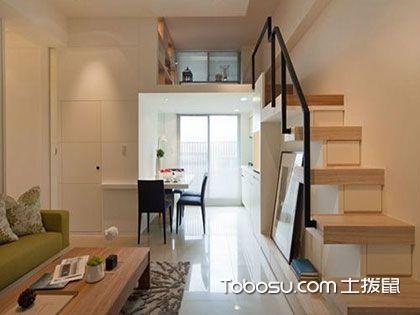 跃层楼梯装修效果图,多种风格让你目不暇接