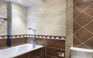 【卫生间瓷砖铺贴】卫生间瓷砖铺贴方法,卫生间瓷砖铺贴基底层,注意事项,效果图
