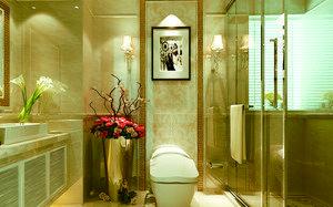 【卫生间照明】卫生间照明设计,卫生间照明灯,注意事项,效果图