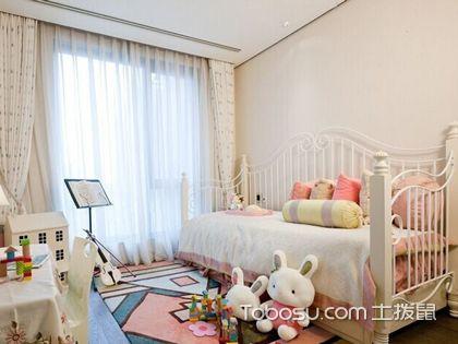 儿童房软装布置,为孩子筑梦