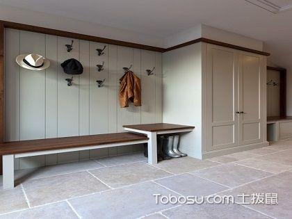 衣帽柜鞋柜一体效果图,让你的小家空间更加开阔