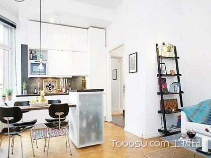 38平方一室一厅装修图,小房子的高格调