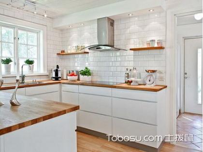 实木橱柜台面搭配技巧,让厨房更加具有个性