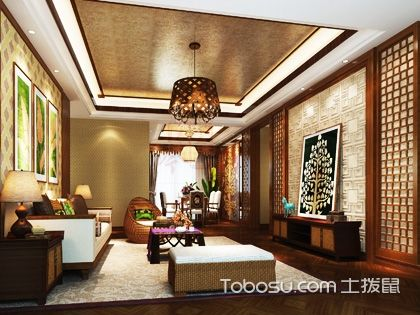 东南亚风格的特点,带你感受不一样的热带风情!