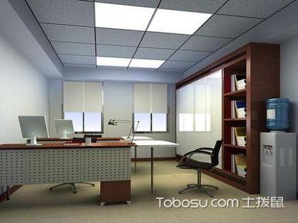 办公室吸顶灯图片,看完就知道怎么打造办公室