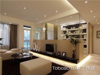 110平米房子设计图欣赏,品位时尚的极简风格