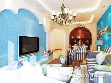 地中海风格家居配色,让多彩的颜色装点家中每个角落