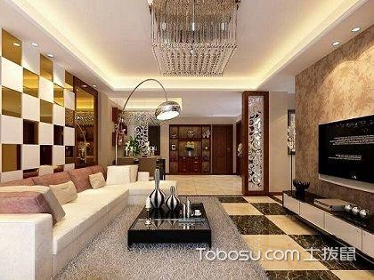 客厅灯效果图,家里是否时尚大气,全凭你的选择!