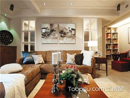110平米三室一厅装修实例,欣赏雅致简约的北欧风情