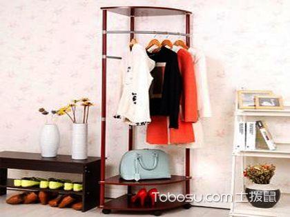 进门鞋柜带挂衣架,方便生活更自带亮点!