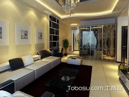 110平米两室一厅楼房,效果图给你装修灵感