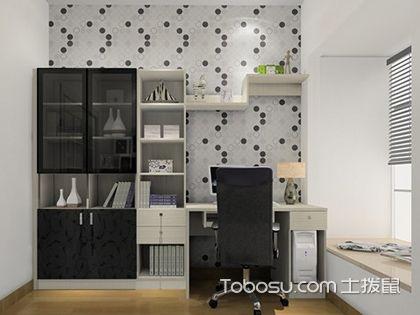 小书房装修设计图,小户型里也有大世界