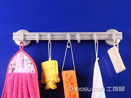卫生间挂衣架不可或缺,衣服的实用小管家