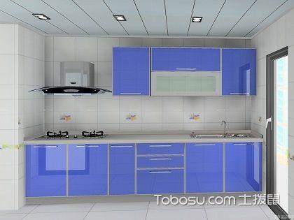 橱柜门什么颜色好看?这样搭配厨房更美丽