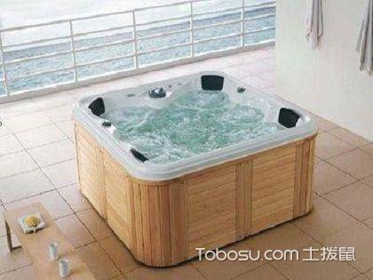 選對按摩浴缸尺寸,方便你享受浪漫和溫情