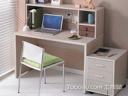 书桌书柜组合效果图,书房装修的新思路