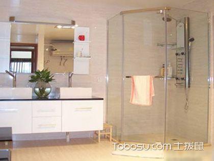 浴室玻璃隔断的利与弊,谈谈消费者的使用经验