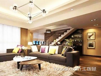 140平米复式楼装修效果图,整个空间都弥漫着温情与舒适!