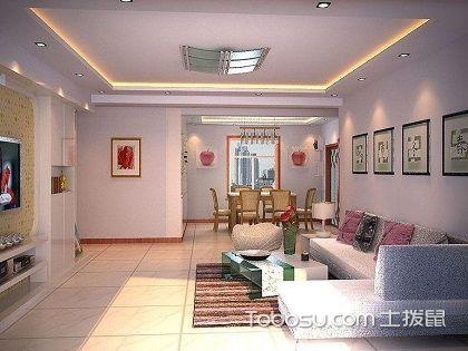 小三室两厅装修,小房子也能美观与实用共存