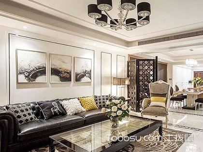 178平新古典风格案例,如何塑造品质三居室?