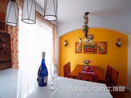 100平四室一廳房屋設計圖,搖身一變舒適休閑之所