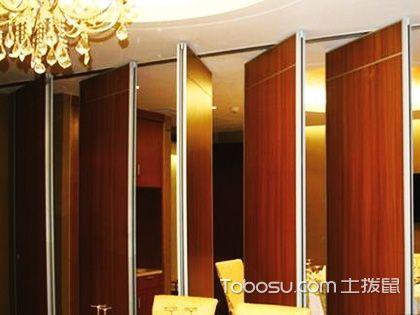 活动隔断,增加空间层次和美观的最佳设计!