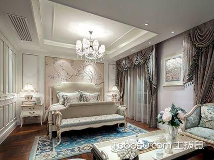 180平法式新古典风格设计,优雅与尊贵同在