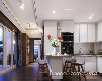 厨房风水与颜色选择,优化居者身心舒适感