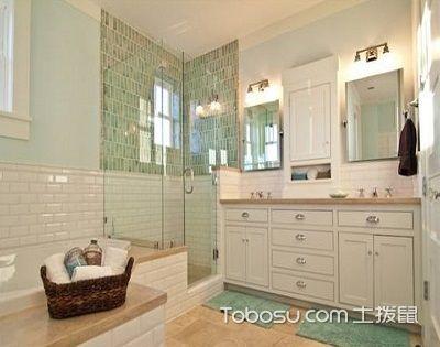 整体浴室柜定制,让卫生间更独特!