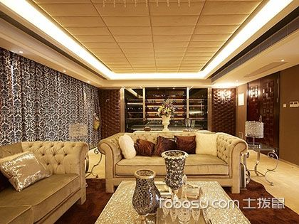 新古典风格客厅设计,牢记这四大要素